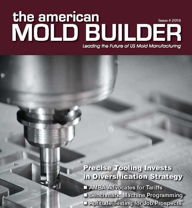 American Mold Builder Article on Precise Tooling Dec 2019