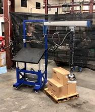 ErgoSmart VacuLift - Prototype Nov 2018