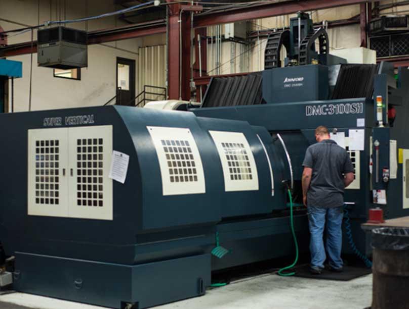 CNC Vertical Mills