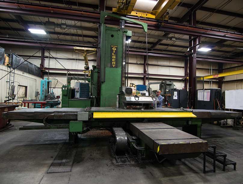 CNC Boring Mill
