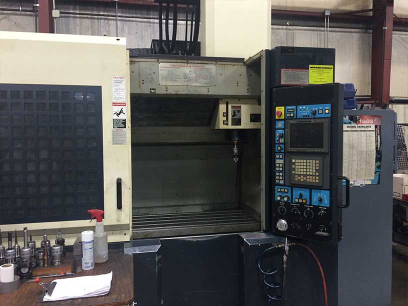 CNC High Speed Mills
